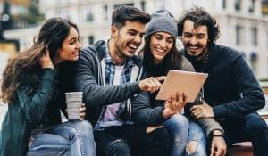 Millennials online bereiken – de nieuwste inzichten