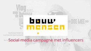 social media campagne bouw