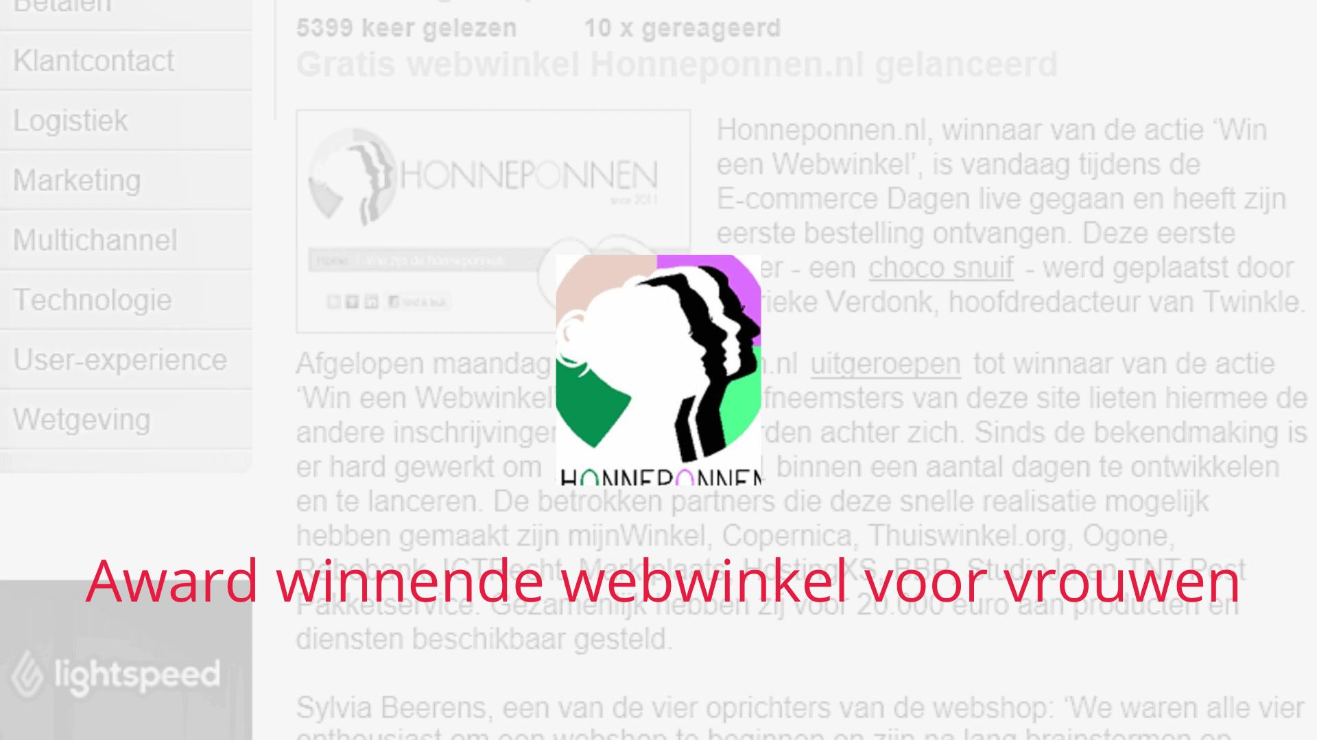 webwinkel voor vrouwen